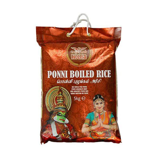 Heera Pooni Boiled Rice
