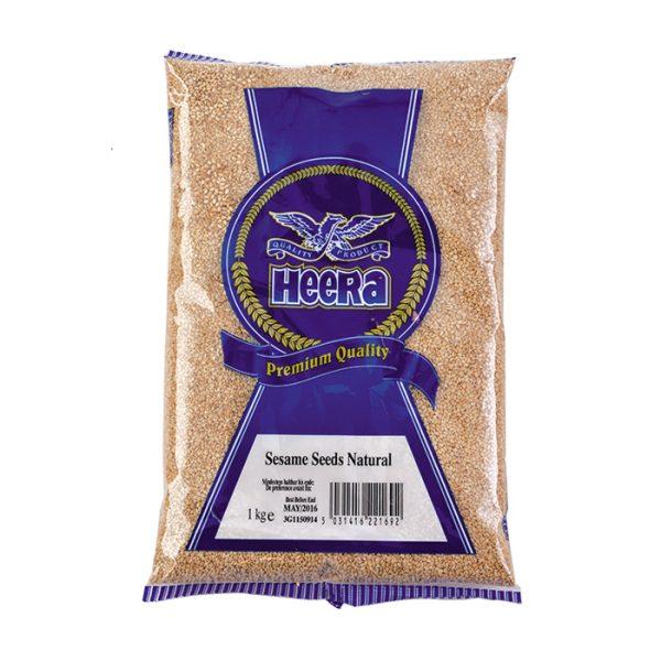 Heera Sesame Seeds Natural