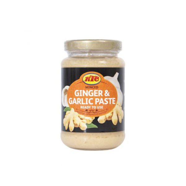 KT Minced Ginger Garlic210g