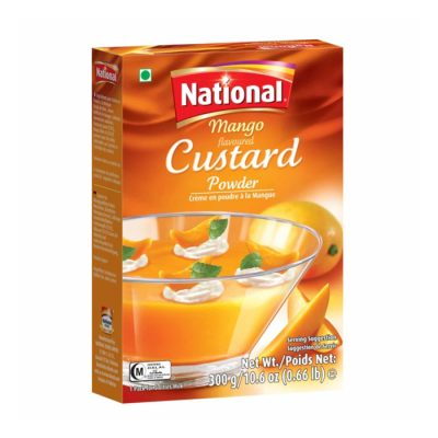 National Custard Mango