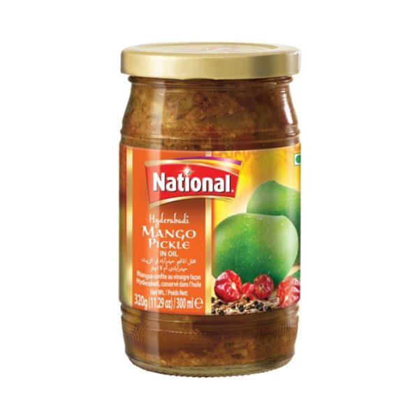National Mango HyderabadiPickle