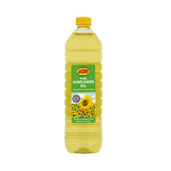 SUnflower Vegetable Oil 1Ltr