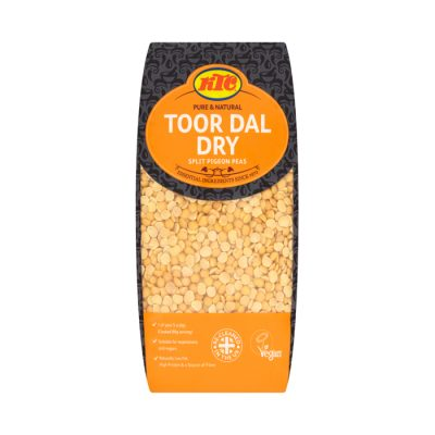 Toor Dal Dry