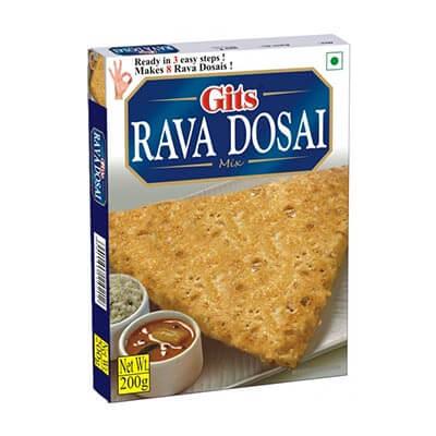 Gits Rava Dosa Mix