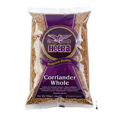 Heera Coriander Whole Dhaniya Whole700g