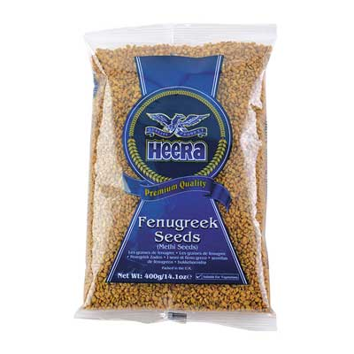Heera Methi Seeds Fenugreek400g