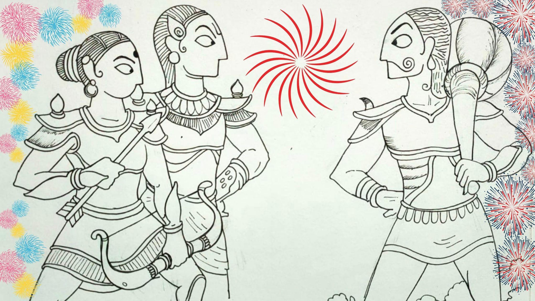 Sathyabama: The Shero of Diwali