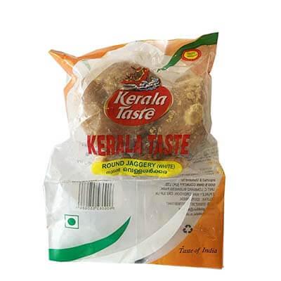 Kerala Taste Round White Jaggerry