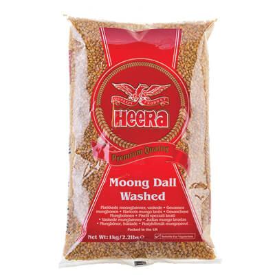 Heera Moong Dal Washed 1Kg