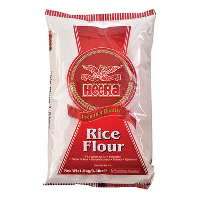 Heera Rice Flour 375g