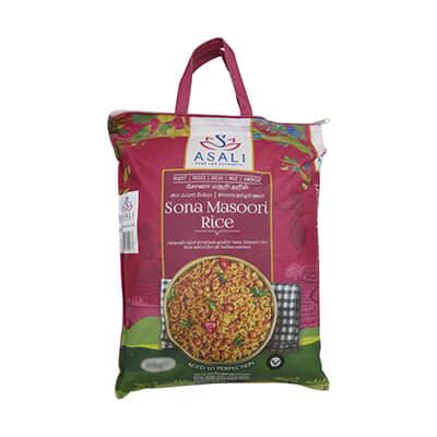 Asali Sona Masuri Rice 10kg