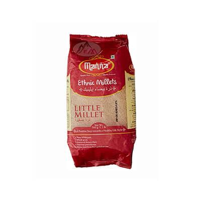 manna little millet